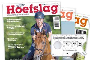 Hoefslag en Tekenkaart Nederland