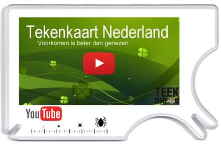 Tekenkaart Youtube kanaal